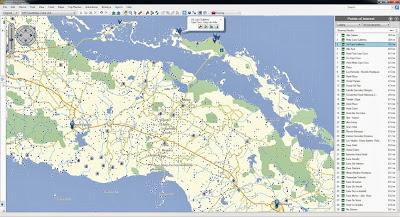 Map, GPS, Garmin, Mapa, TomTom, Magellan, Cuba, Tourism