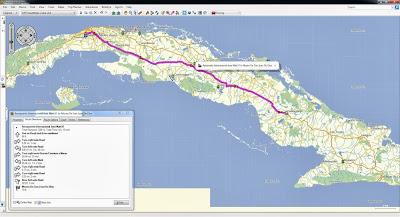 GPS, Cuba, Garmin, Map, Mapa, TomTom
