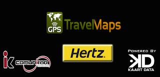 Hertz, GPS, Maps, Guatemala, Central America
