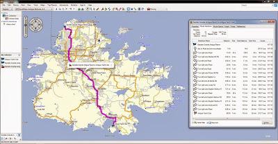 Garmin, GPS, Nuvi, Map, Antigua, St. John's, TomTom, Magellan