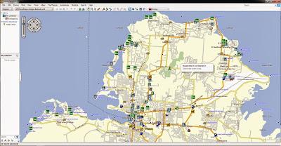 GPS, Nuvi, Garmin, Antigua, Barbuda, Map