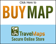 Costa Rica GPS Travel Map for Garmin Devices